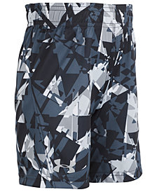 Under Armour Little Boys Printed Fracture Boost Shorts