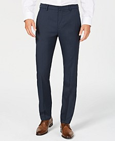 Men's Classic-Fit Stretch Pants, Created for Macy's