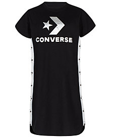 Converse Big Girls Star Chevron Dress