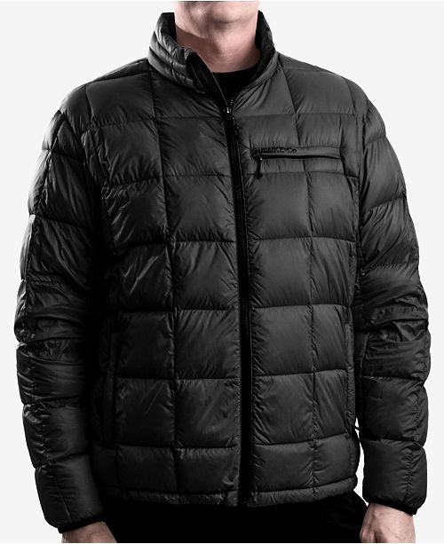 b54acc4cc8 Club Room Hawke & Co. Outfitter Men's Down Puffer Jacket & Reviews ...