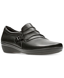 Clarks Collection Women's Everlay Heidie Flats
