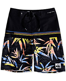 Quiksilver Big Boys Highline Zen Swim Trunks
