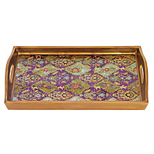 Cabra 18 Inch Rectangle Tray