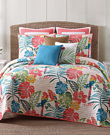 Coco Paradise Quilt Set Collection