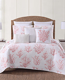 Oceanfront Resort Cove Quilt Set Collection