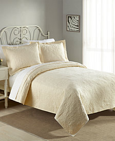Modern Heirloom Benedict Full/Queen Quilt Set