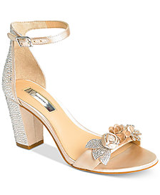 I.N.C. Kacee Dress Sandals, Created for Macy's