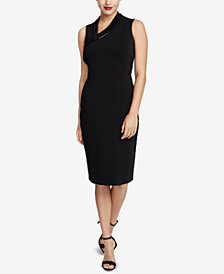 RACHEL Rachel Roy Axel Asymmetrical Bodycon Dress, Created for Macy's