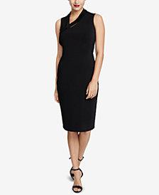 RACHEL Rachel Roy Axel Asymmetrical Bodycon Dress, Created for Macy's