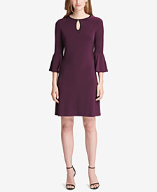 Tommy Hilfiger Keyhole Sheath Dress