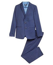 DKNY Big Boys Shirt, Jacket & Pants Separates