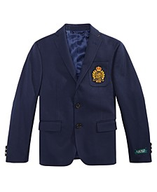 Big Boys Logo Blazer