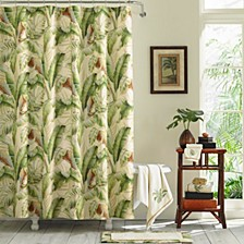 Palmiers Shower Curtain
