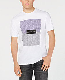 Calvin Klein Jeans Men's Colorblocked Graphic T-Shirt