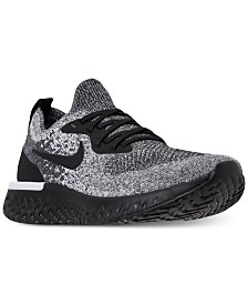 official photos 27ba8 295dd Nike Women s Epic React Flyknit Running Sneakers from Finish Line