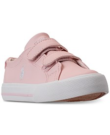 Polo Ralph Lauren Toddler Girls' Slater EZ Ca