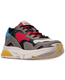 SNKR Project Men's Park Avenue Casual Sneakers from Finish Line