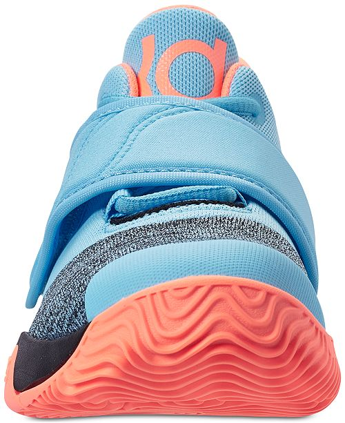 344af5885435 Nike Little Boys  KD Trey 5 VI Basketball Sneakers from Finish Line ...