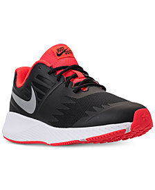 Nike Boys' Star Runner Just Do It Running Sneakers from Finish Line
