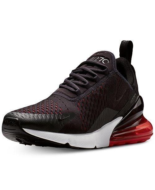 nike air max 270 casual shoes mens