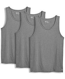 EMS® Men's Techwick® 3-Pk. A-Shirts