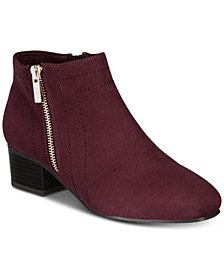 Charter Club Boniee Ankle Booties, Created for Macy's