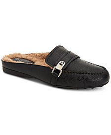 Giani Bernini Dolie Slide-On Memory-Foam Loafer, Created for Macy's