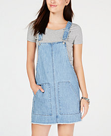 Vanilla Star Juniors' Cotton Denim Skirtall