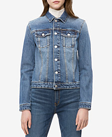 Calvin Klein Jeans Cotton Trucker Jacket
