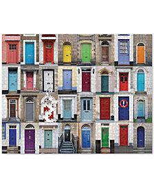 Melissa & Doug 1000-Pc.Knock Knock Cardboard Jigsaw Puzzle