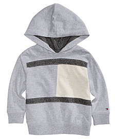 Tommy Hilfiger Baby Boys Colorblocked Cotton Hoodie