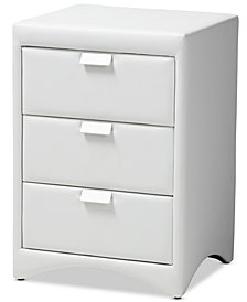 Bentlee Nightstand, Quick Ship