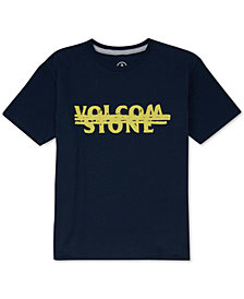 Volcom Little Boys Graphic-Print Cotton T-Shirt