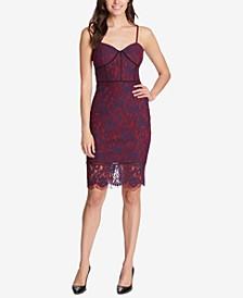 Lace Corset Bodycon Dress