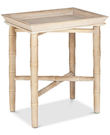 Norton Tray Top Side Table, Quick Ship