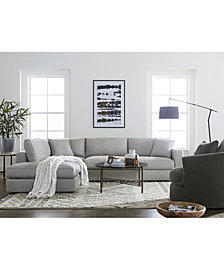 Gidette Fabric Sectional Collection