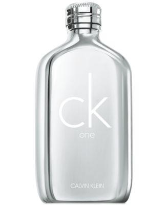 CK One Platinum Edition Eau de Toilette Spray, 6.7-oz.