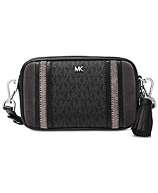 MICHAEL Michael Kors Signature Tricolor Camera Bag