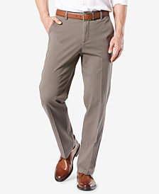 Dockers® Men's Workday Smart 360 Flex Classic Fit Khaki Stretch Pants
