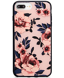 kate spade new york Glitter Prairie Rose iPhone 8 Plus Case
