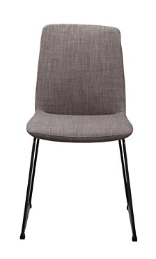 Ruth Dining Chair Gray-Set Of Two