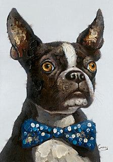 Tux Terrier Wall Decor