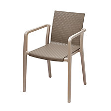 Hunter Two-Tone Stackable Chair (Set Of 2)