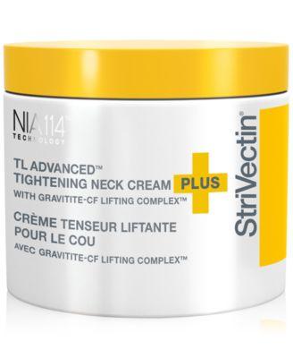 TL Advanced Tightening Neck Cream Plus, 3.4-oz.