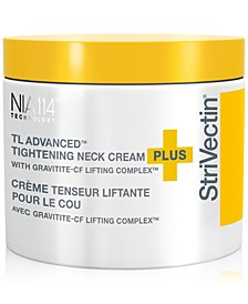 TL Advanced Tightening Neck Cream Plus, 3.4-oz.
