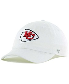 Kansas City Chiefs CLEAN UP Strapback Cap