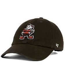 '47 Brand Cleveland Browns CLEAN UP Strapback Cap