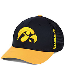 Top of the World Iowa Hawkeyes Chatter Stretch Fitted Cap