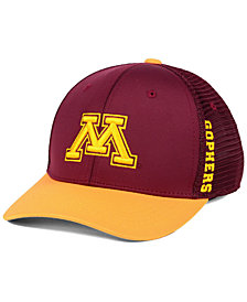 Top of the World Minnesota Golden Gophers Chatter Stretch Fitted Cap