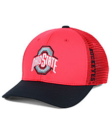 Top of the World Ohio State Buckeyes Chatter Stretch Fitted Cap
